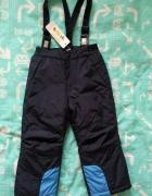 5 10 15 NOWE spodnie narciarskie 140...