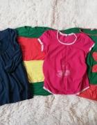 Zestaw 4 bluzki ciążowe 40 L