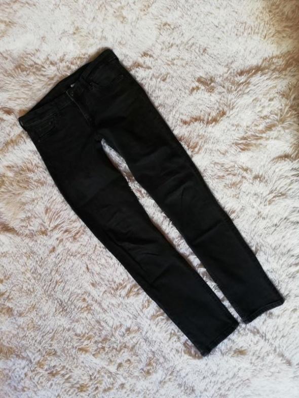 H&M spodnie rurki jeansy skinny 28 36 S