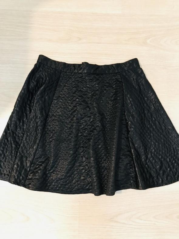 Spódnice Spódnica H&M ala skórzana