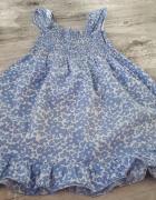 Letnia Sukienka Mini Boden 5 6 lat