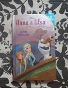 Disney Frozen Anna i Elsa Gorące powitanie...