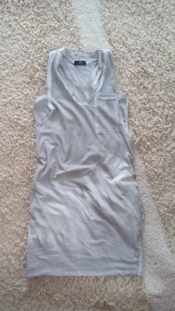 Suknie i sukienki Marmurkowa sukienka Elisabetta Franchi