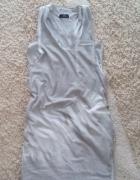 Marmurkowa sukienka Elisabetta Franchi...