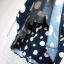 Spódnicospodnie w grochy Zara