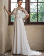 Suknia ślubna Ms moda Nicole niespotykana...