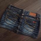Only genialna jeansowa minióweczka