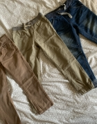 Spodnie jeans chłopiec 6 7 lat 122 cm...