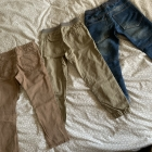 Spodnie jeans chłopiec 6 7 lat 122 cm