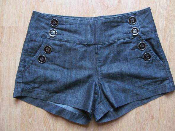 Spodenki Jeansowe szorty