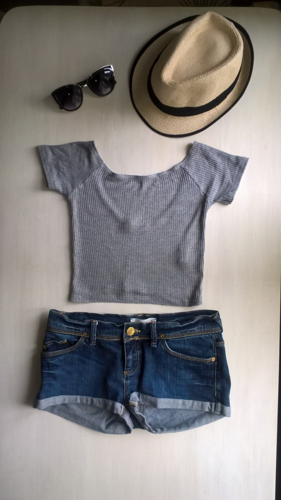 Crop top Pull& Bear S M...