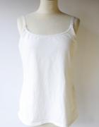 Bluzka Koszulka Biała H&M Mama XL 42 Do Karmienia...