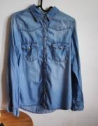 Dżinsowa koszula jeans M...