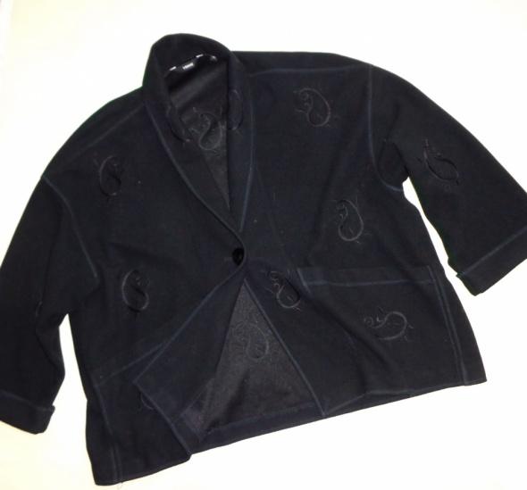 VERSE czarna narzutka bluza 48 50