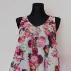 New Look bluzka top kwiaty 38 40