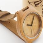 Drewniany zegarek męski na prezent Bobo bird