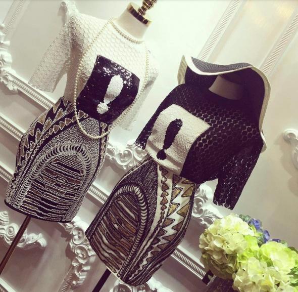 Spódnice Cekinowe spódnica HIT 2016 dwa rodzaje