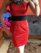 Ołówkowa elegancka sukienka 34...