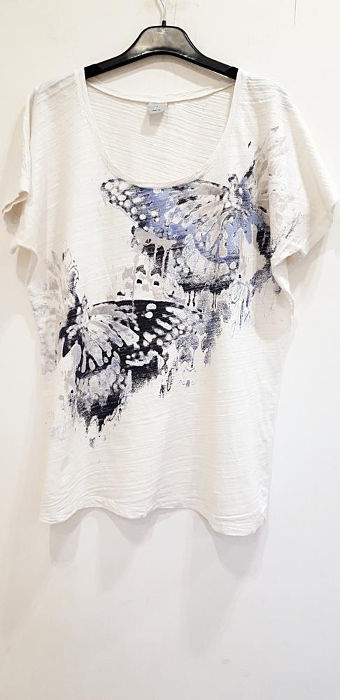 Koszulki biała koszulka 44