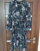 nowa sukienka dół plisowany