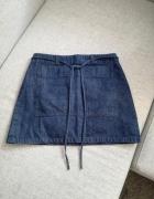 Jeansowa spódnica Top Shop...