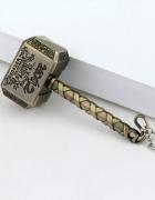Thor Avengers MARVEL naszyjnik wisiorek biżuteria...