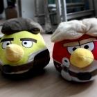 Nowe maskotki Angry Birds Star Wars różne