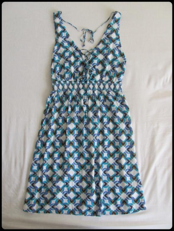 NEXT beachwear rozmiar 38 M sukienka na lato