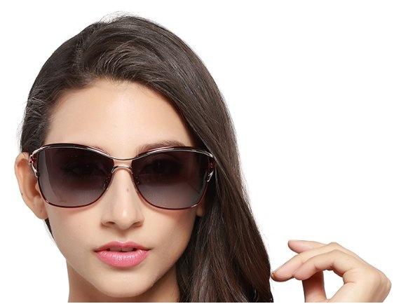 Okulary polaryzacyjne HDCRAFTER UV400 Etui