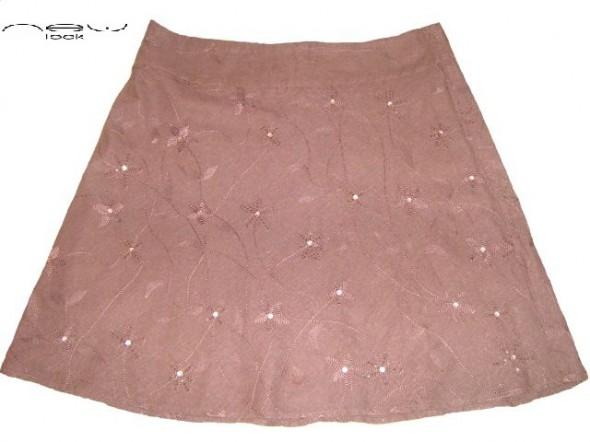 Lnianan Spódnica NEW LOOK rozmiar 46