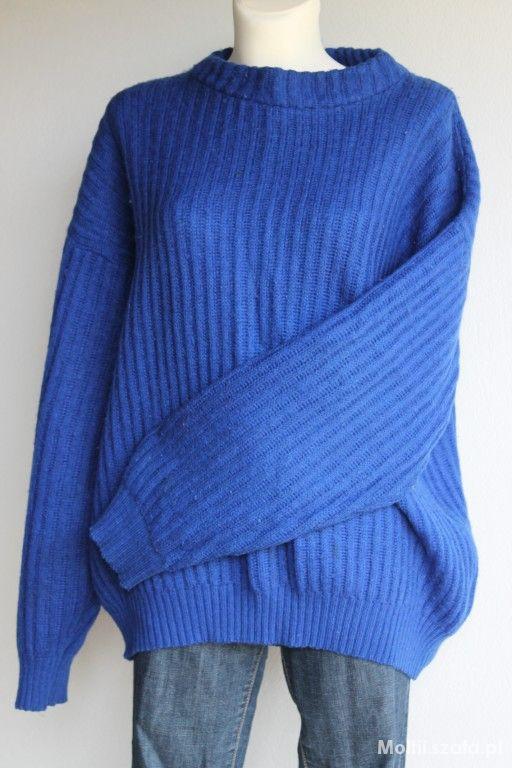 hiszpański ciepły sweter