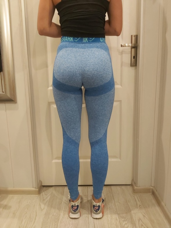 Legginsy Gym Shark S
