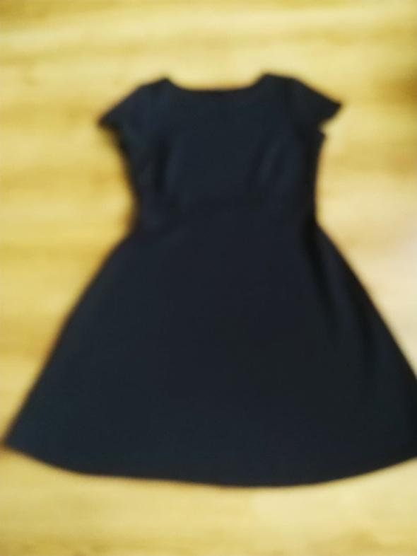 Czarna sukienka George 44 XXL...