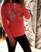 Cudna neonowa bluza H&M z kolekcji Sport S...