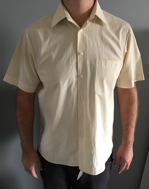 Męska Koszula Wólczanka Regular 42