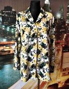 tu koszula modny wzór pepitka casual hit blog 44...