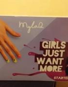 MylaQ zestaw do manicure hybrydowego Girls Just Want More start...
