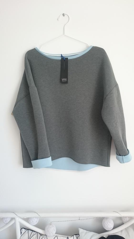 Łukasz Jemioł bluza kolekcja Basic