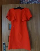 Sukienka czerwona Top Secret...