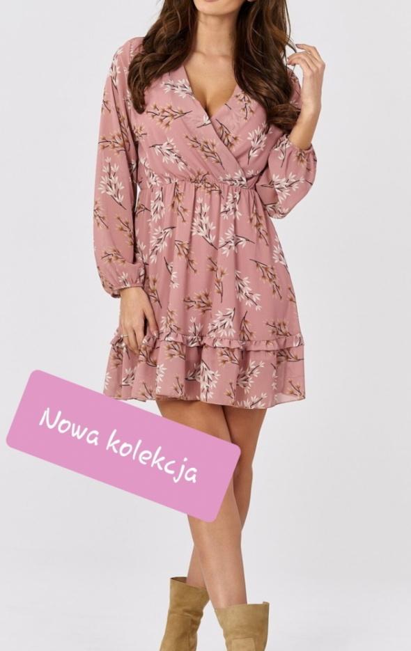 Nowa sukienka Nowa kolekcja wiosna