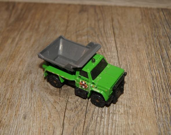 Autka samochody resoraki Hot Wheels zestaw zielony niebieski