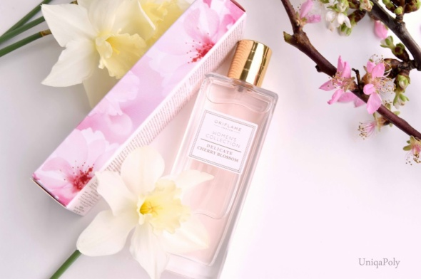 Perfumy Woda toa Womens Collection Delicate Cherry Blossom