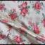 Krótkie spodenki w kwiatki szorty 36 S lekkie