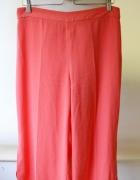Spódnico Spodnie Pomarańczowe L 40 Zara Basic...