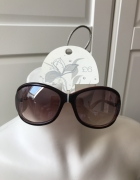 Okulary przeciwsłoneczne brązowe...
