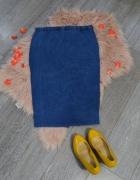 Spodniczka alla jeans Papaya rozm SM...
