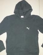 Czarna bluza z kapturem Puma S...