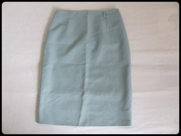 Spódnice Spódnica z podszewką ołówkowa klasyczna do biura itp 38 40
