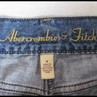 Spódnica krótka jeans 40 L Abercrombie i Fitch