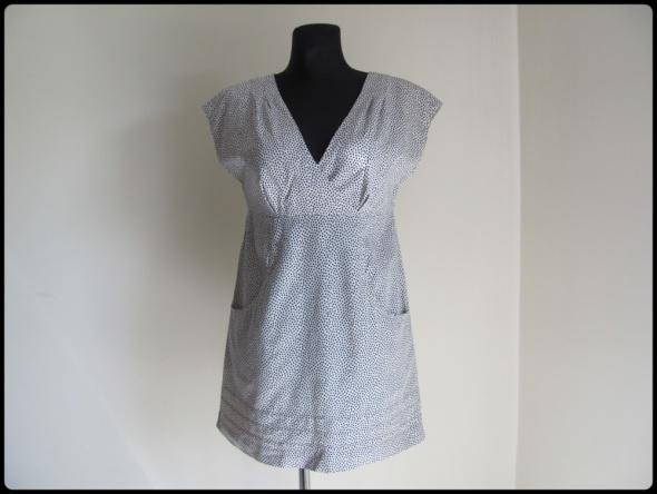 Sukienka z kieszeniami Tom Joule w groszki rozmiar M i L